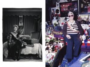 Marie-Rose en miss elvis il y a 30 ans