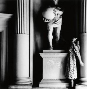 Francesca Woodman (1958- 1981) - sans titre, Rome, italie, 1977-78